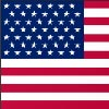 United States of America Country Flag